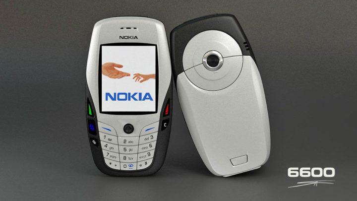 """Nokia 6600 – fińska """"mądra komórka"""""""
