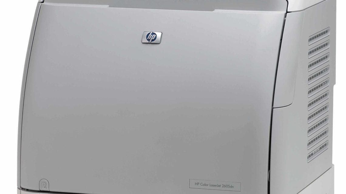 HP Color LaserJet 2600n – tani iszybki kolor dobiura