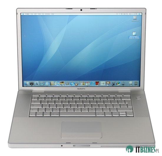 Apple MacBook Pro – jabłko zdrzewa dobrego izłego
