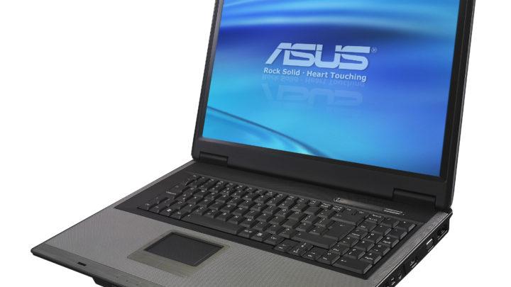 """ASUS F7Z – """"dwusystemowa"""" platforma Puma zszybkim dostępem dosieci"""