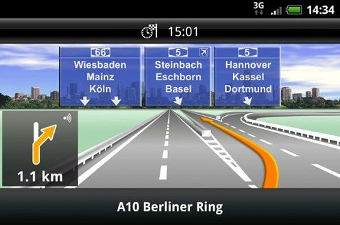 Navigon pokazał zestaw samochodowy dla iPhone'a