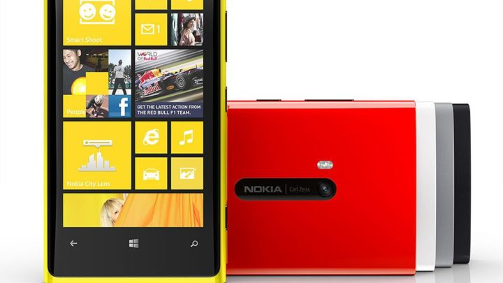 Nokia Lumia 920– szansa dla Nokii?
