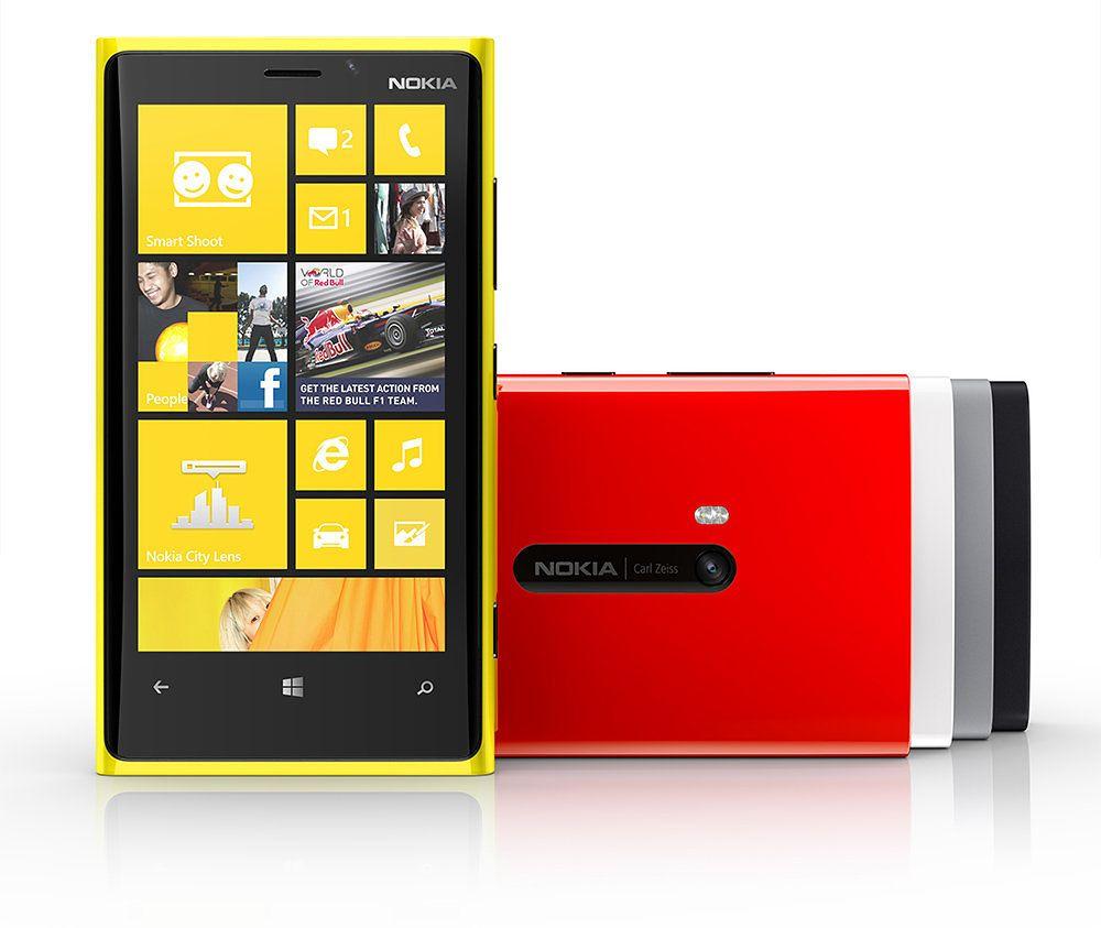 Nokia Lumia 920 Szansa Dla Nokii Itbiznes