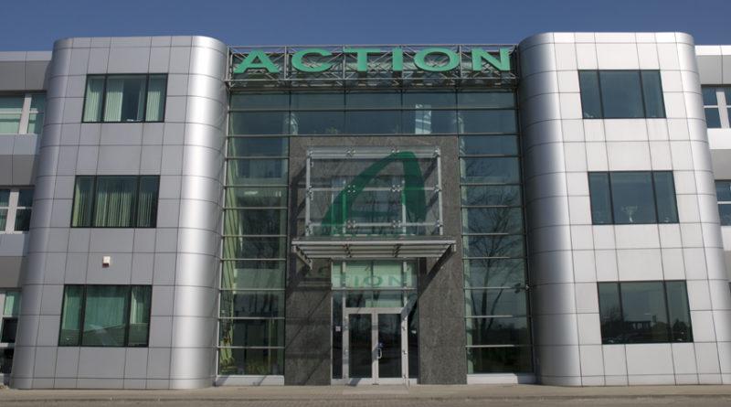 Action budynek