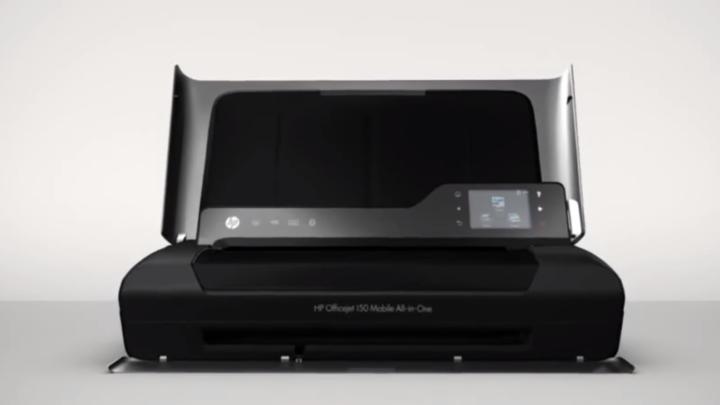 HP Officejet 150 Mobile All-in-One – kombajn, który zmieścisz wplecaku