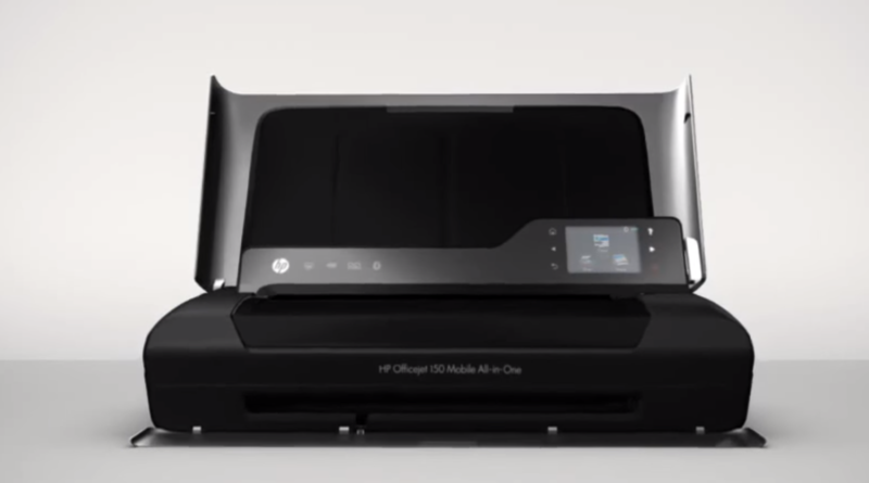 HP Officejet 150 Mobile All in One