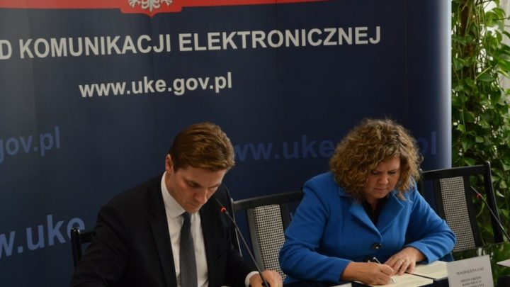 UKE iURE zawarły porozumienie owspółpracy