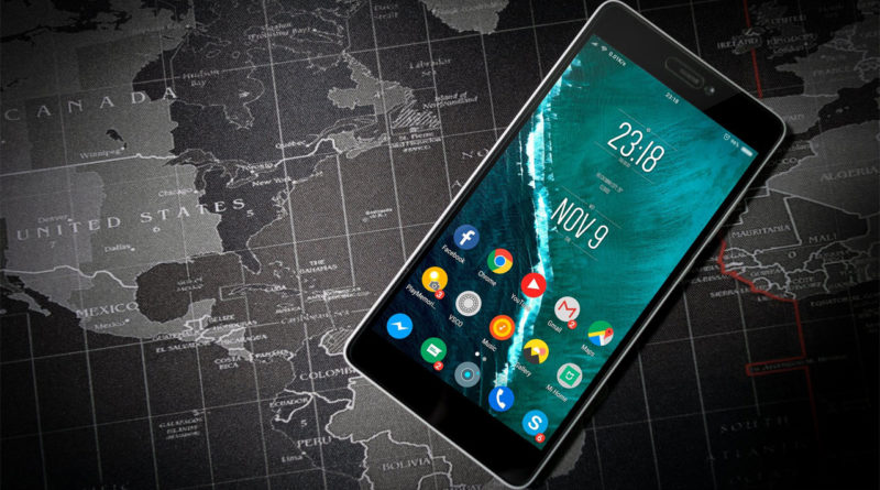 Android smartfon