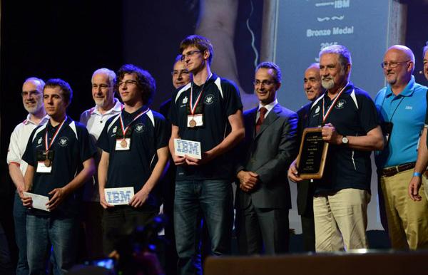 Polacy brązowymi medalistami mistrzostw świata wprogramowaniu