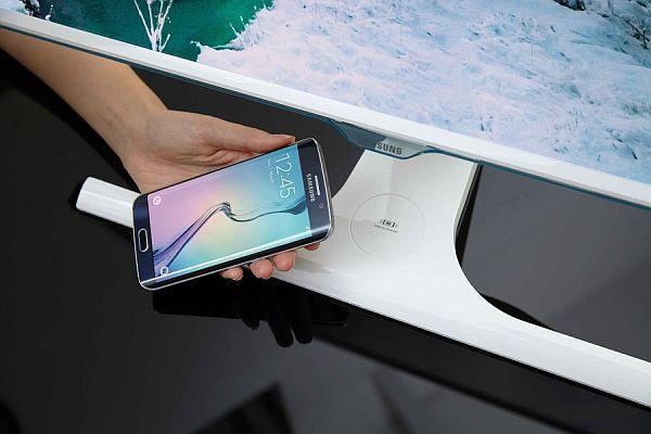 Samsung wyświetla iładuje