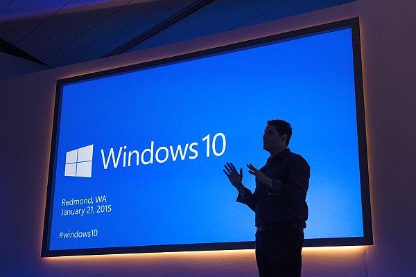 Windows 10 prezentacja