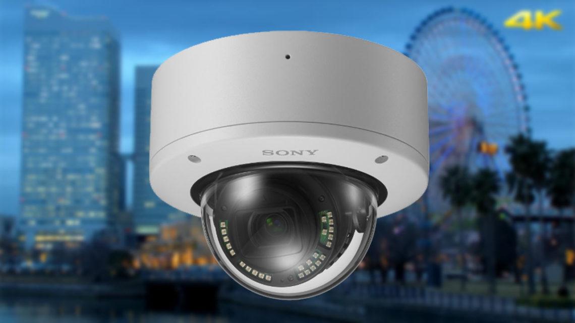 Sony monitoruje w 4K