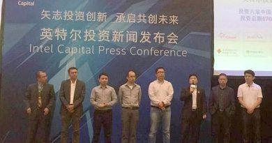 Intel Capital Press Conference 2015
