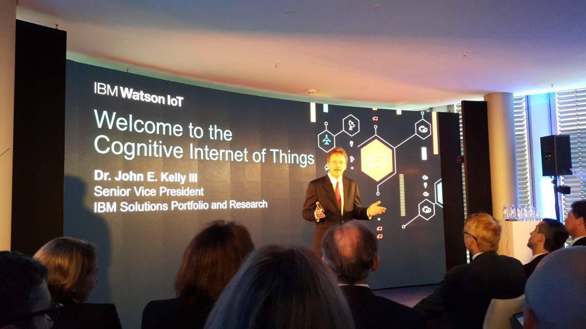 IBM otwiera światowe centrum Watson IoT wMonachium
