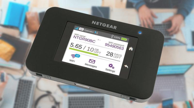 Netgear AirCard 790 4G LTE