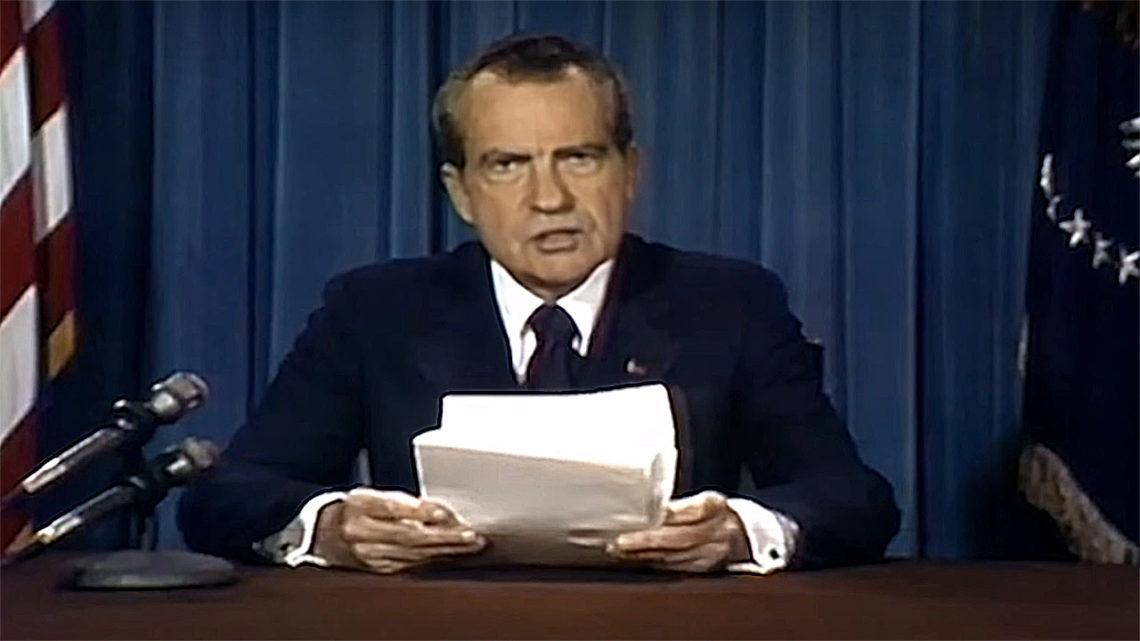 Deepfake wakcji, czyli przemówienie Nixona, któregonigdy niebyło