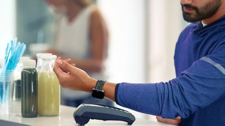Fitbit Pay iGarmin Pay wmBanku
