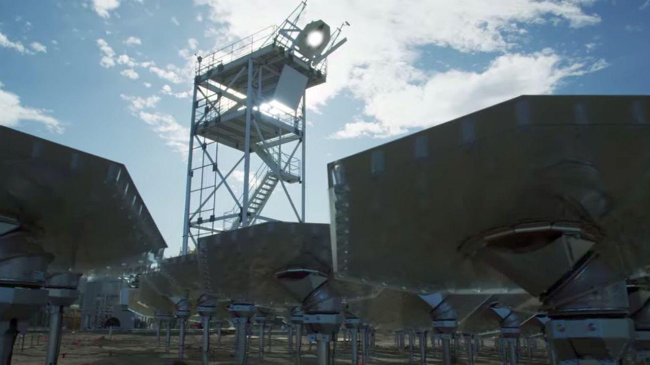 farma energii słonecznej Heliogen