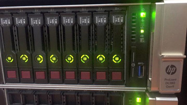 HP ostrzega: nośniki SSD wserwerach mogą utracić dane po32 768 godzinach pracy