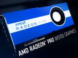 AMD Radeon Pro W5700 – pierwsza karta graficzna 7 nm do stacji roboczych