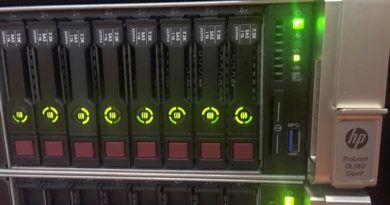 serwer HP Proliant