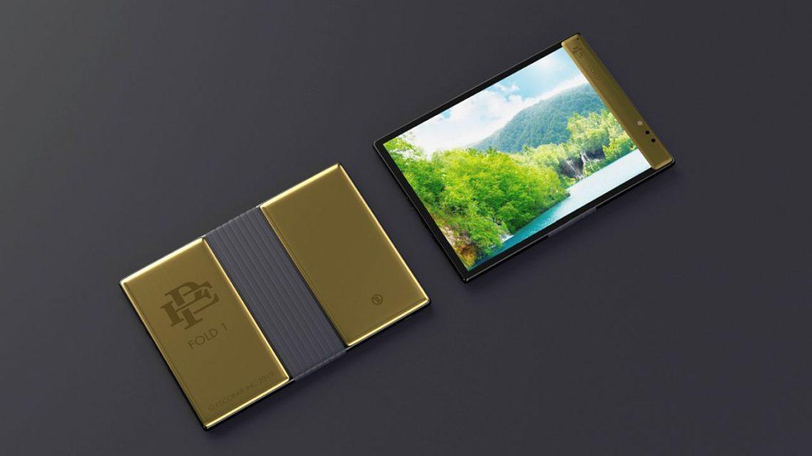 Escobar Fold 1: elastyczny smartfon odkartelu nakotykowego