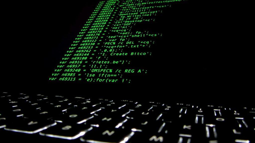 kod źródłowy ransomware