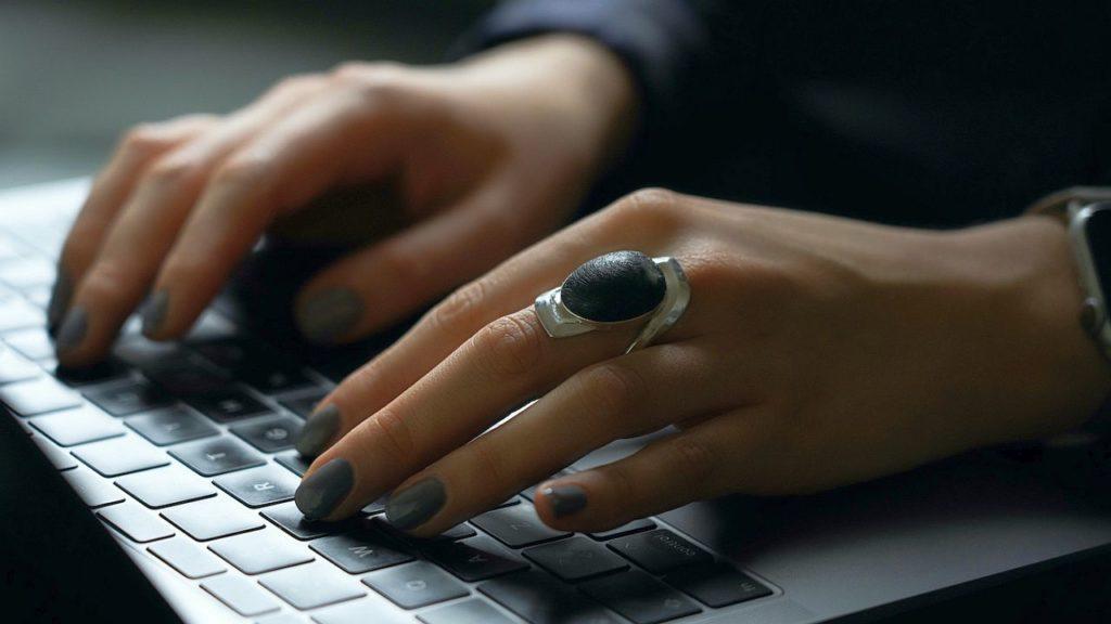pierścień biometryczny
