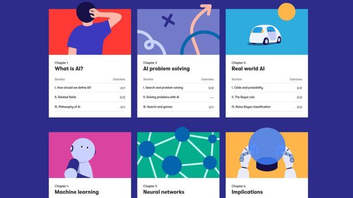 Kurs sztucznej inteligencji prezentem Finlandii dla mieszkańców UE
