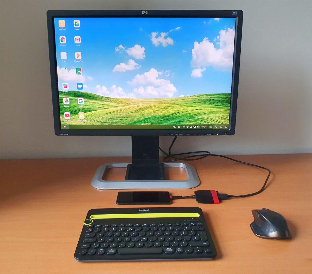 Huawei EMUI Desktop