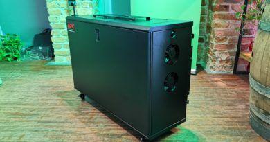 Schneider Electric Micro Data Center 6U