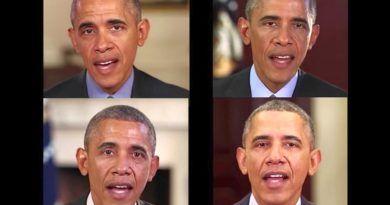 deepfake Baracka Obamy
