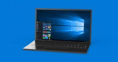 Notebook z Windows 10