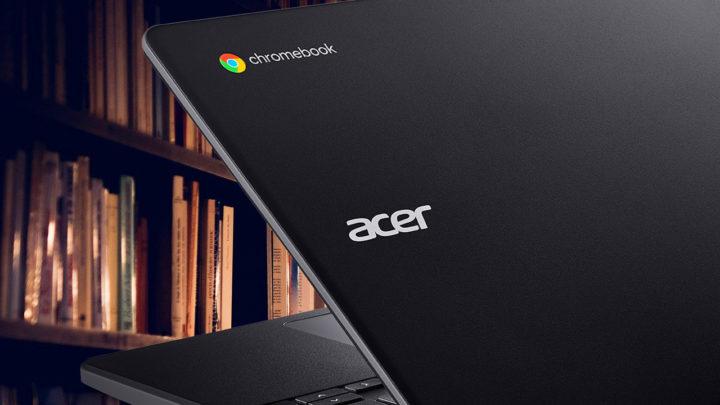 Acer Chromebook 712 – niedrogi i wytrzymały laptop dla sektora edukacyjnego