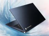 Dynabook Portégé X30L-G to13-calowy biznesowy laptop, któryważy zaledwie 870 gramów