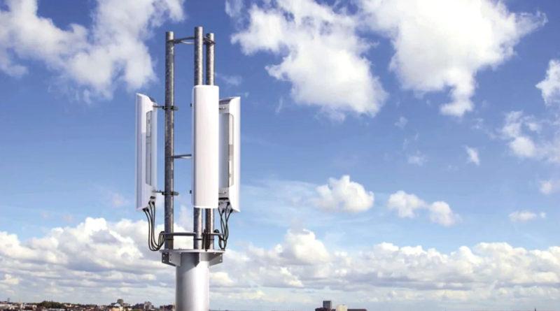 Ericsson 5G MIMO antena