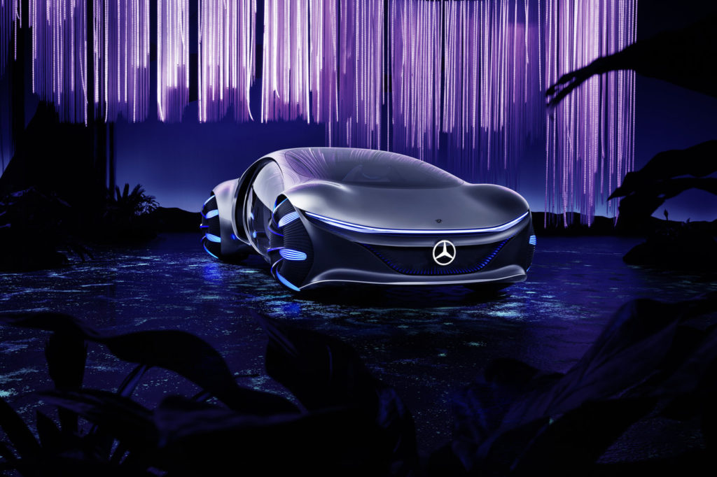 Mercedes Benz Vision AVTR 1 1