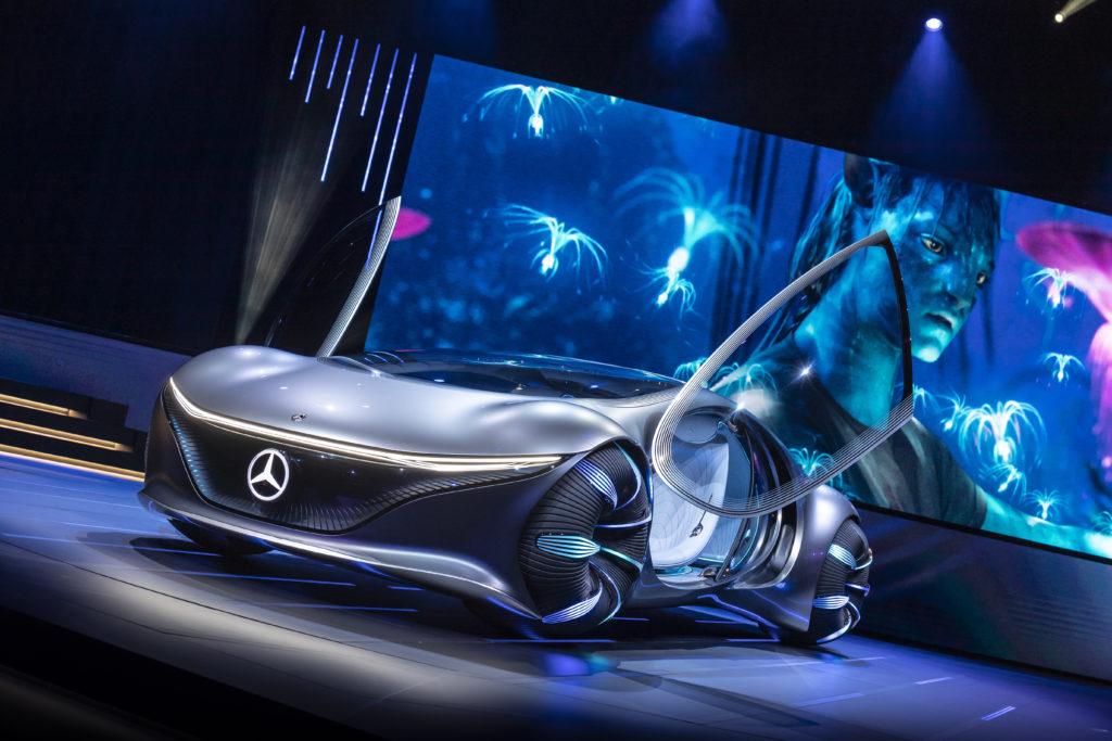 Mercedes Benz Vision AVTR 1