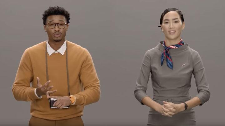 Neon – sztuczny człowiek Samsunga to prawdopodobnie awatar