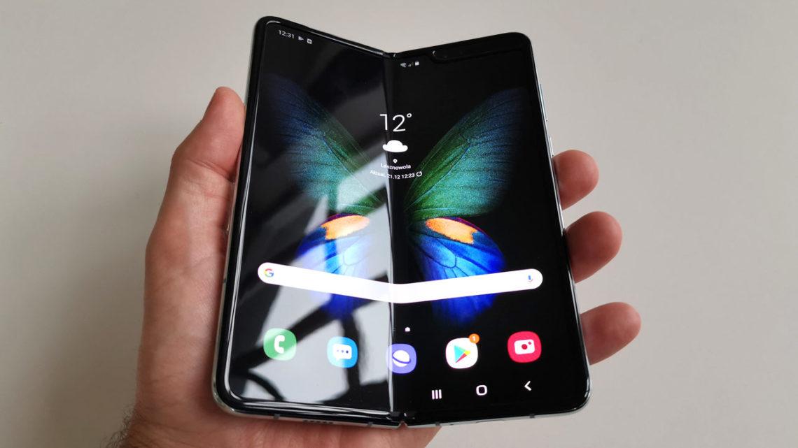 Samsung Galaxy Fold – test smartfona przyszłości