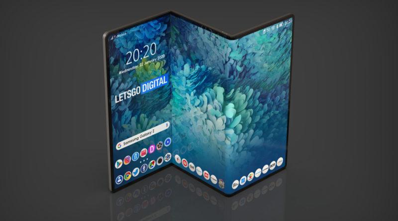 Samsung Galaxy Z ikonka
