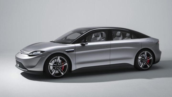 Samochód Sony na CES 2020 – tak, to nie żart!