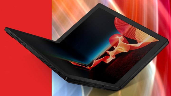 Lenovo ThinkPad X1 Fold, czyli komputer… ze zginanym ekranem