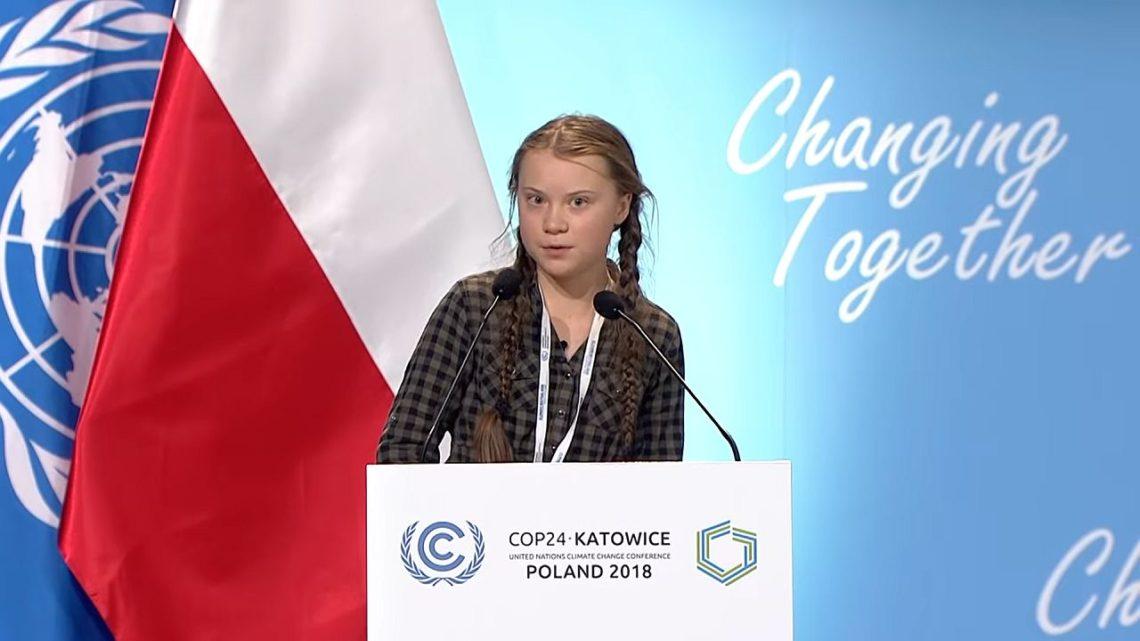 Greta Thunberg apeluje do Siemensa o wstrzymanie się od szkodzącej klimatowi inwestycji w Australii