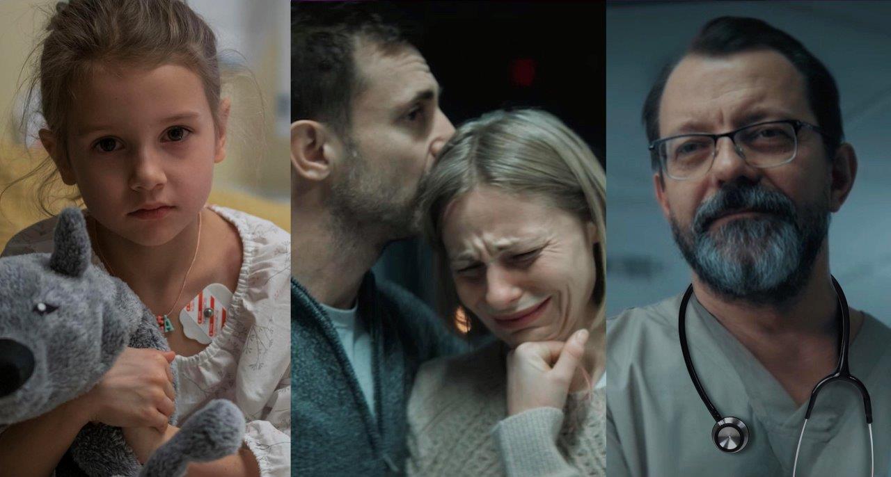 Dziecko, rodzice, lekarz