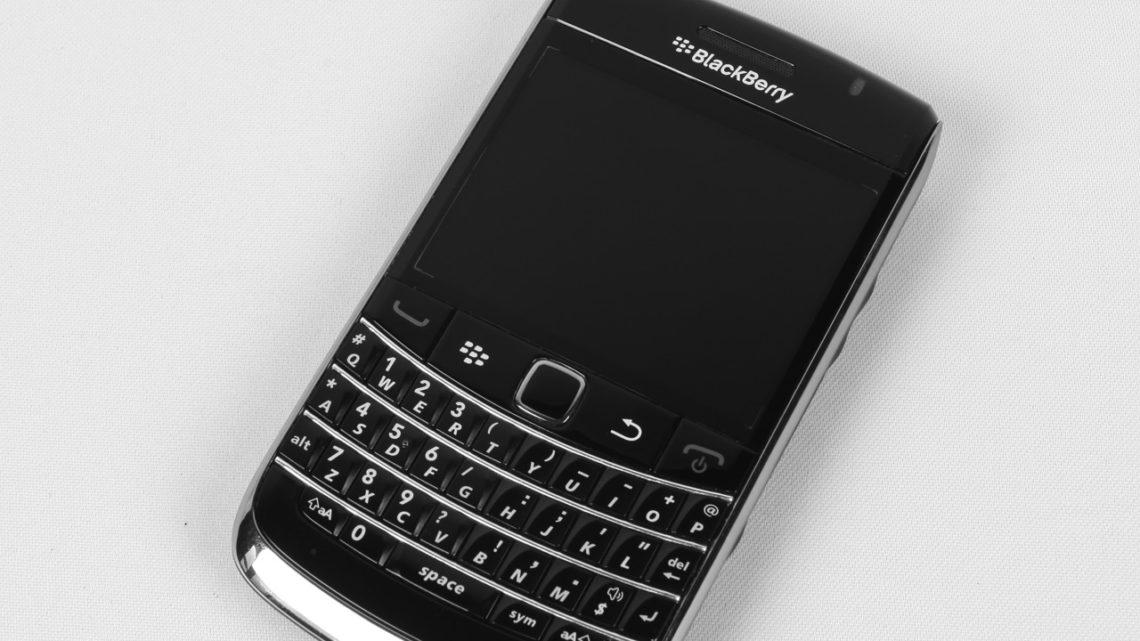 To koniec smartfonów BlackBerry. TCL kończy produkcję
