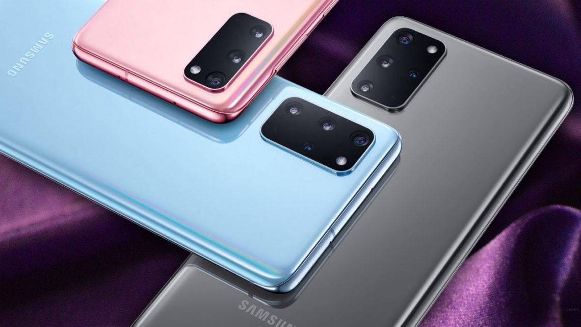 Samsung Galaxy S20, S20+, S20 Ultra iGalaxy ZFlip zaprezentowane