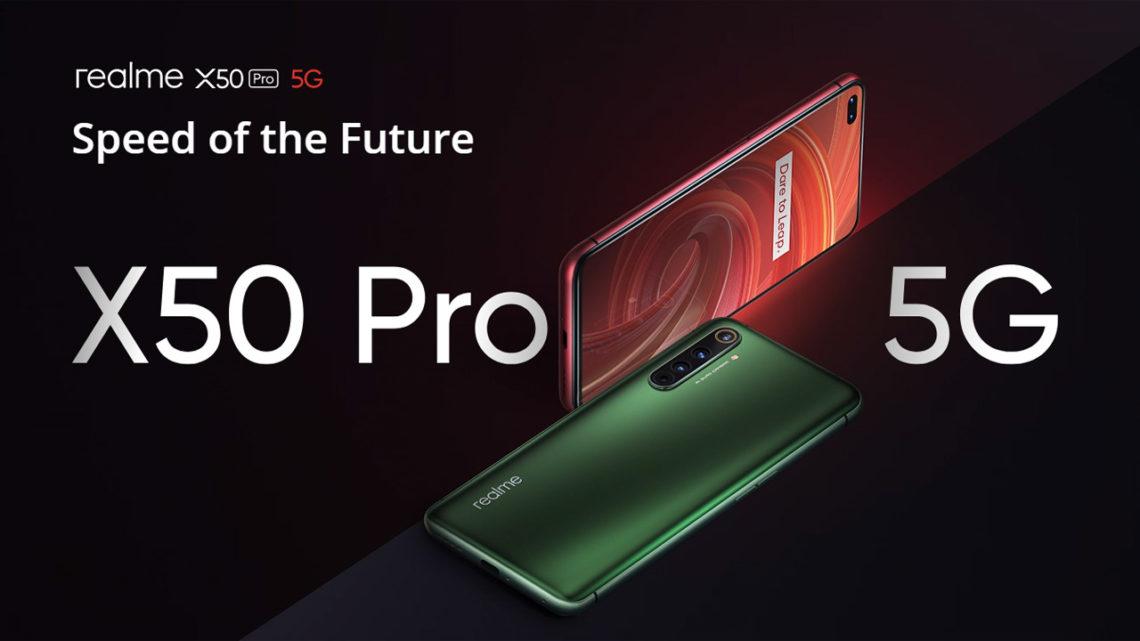 Realme X50 Pro 5G – kolejny potężny flagowiec zChin. Trafi też doPolski