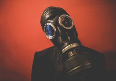 mężczyzna maska wirus