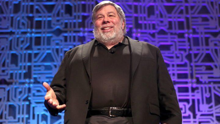 """Steve Wozniak ciągle jest pracownikiem Apple. """"Nikt mnie przecież nie zwolni"""""""